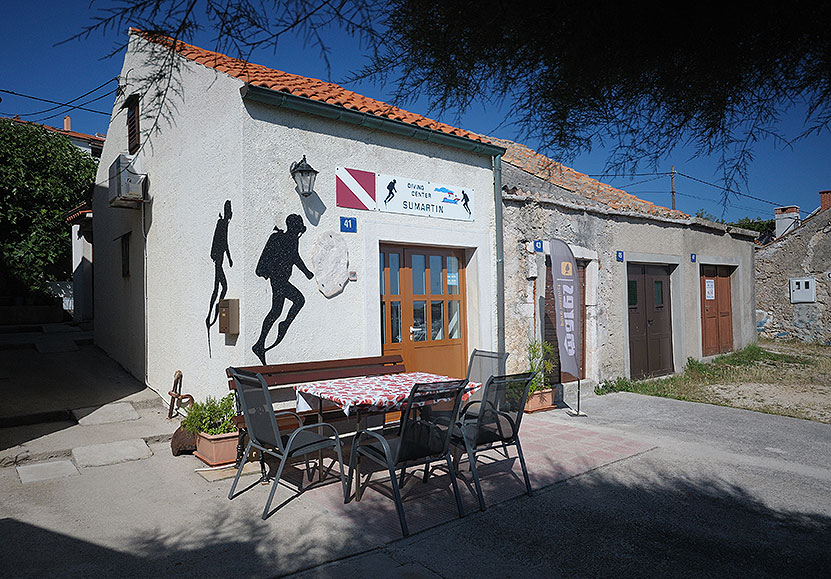 Sumartin Diving Center - Mali Lošinj - Croatia
